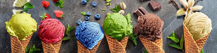 13 canzoni italiane sul gelato